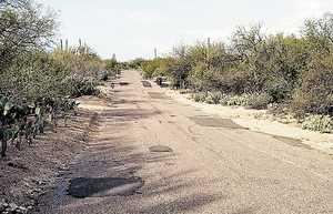 Bad pavement